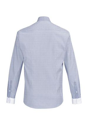 Biz Corporates-Biz Corporate Fifth Avenue Mens Long Sleeve Shirt--Corporate Apparel Online - 10
