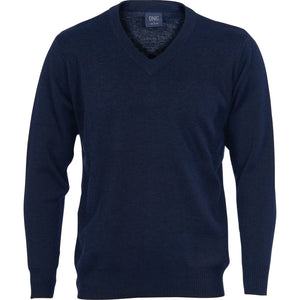 DNC Workwear-DNC Men's Wool Blend Knit Jumper--Uniform Wholesalers - 3