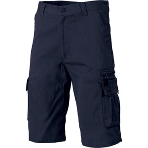 DNC Workwear-DNC Island Duck Weave Cargo Shorts--Uniform Wholesalers - 2