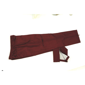 DNC Workwear-DNC Kids Ribstop Athens Track Pants-4 / Maroon-Uniform Wholesalers - 3