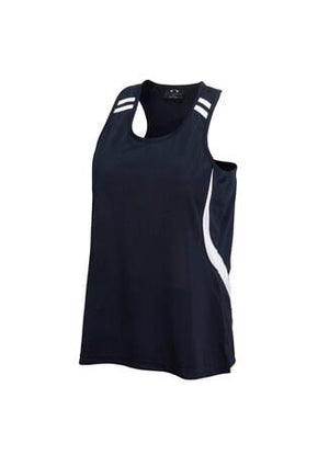 Biz Collection Mens Flash Singlet 1st ( 11 Colour ) (MV3111)