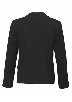 Biz Corporates-Biz Corporates Ladies Short to Mid Length Jacket--Corporate Apparel Online - 5