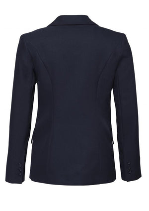 Biz Corporates-Biz Corporates Ladies Longerline Jacket--Corporate Apparel Online - 7
