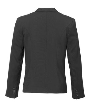 Biz Corporates-Biz Corporates Ladies Short Jacket with Reverse Lapel--Corporate Apparel Online - 5