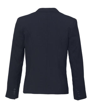 Biz Corporates-Biz Corporates Ladies Short Jacket with Reverse Lapel--Corporate Apparel Online - 7