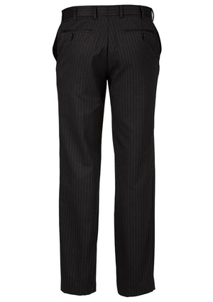 Biz Corporates-Biz Corporates Flat Front Pant--Corporate Apparel Online - 3