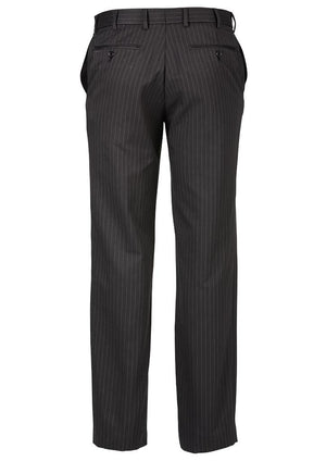 Biz Corporates-Biz Corporates Flat Front Pant--Corporate Apparel Online - 5