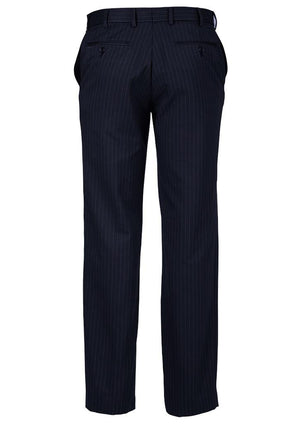 Biz Corporates-Biz Corporates Flat Front Pant--Corporate Apparel Online - 7