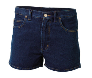King Gee Stonewash Denim Short (K07640)
