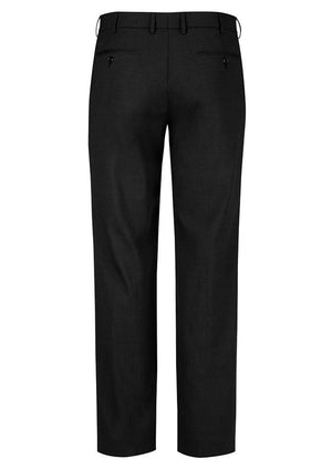 Biz Corporates-Biz Corporates One Pleat Pant Regular--Corporate Apparel Online - 3
