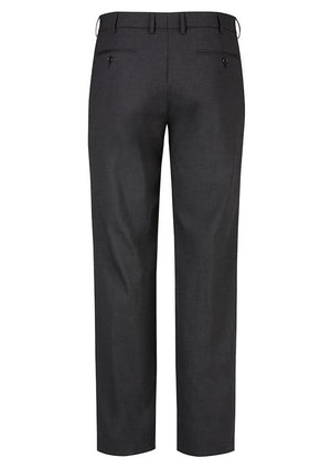 Biz Corporates-Biz Corporates One Pleat Pant Regular--Corporate Apparel Online - 5