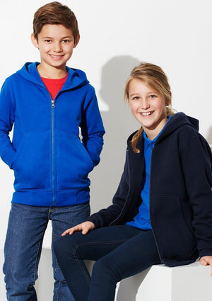 Biz collection SW762K Kids Full Zip Hoodie