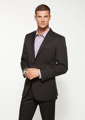 Biz Corporates-Biz Corporates Men's Slimline 2 Button Suit Jacket--Corporate Apparel Online - 1