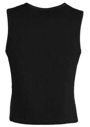 Biz Corporates-Biz Corporates Men's Peaked Vest with Knitted Back--Corporate Apparel Online - 3