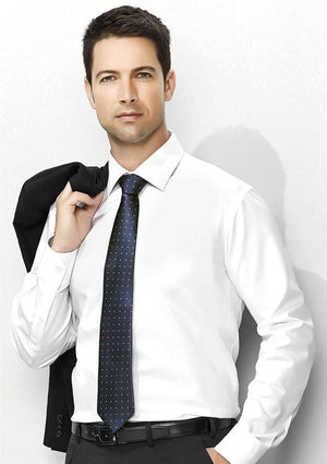 Biz Corporates-Biz Corporates Mens Spot Tie--Corporate Apparel Online - 1