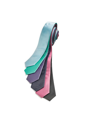 Biz Corporates-Biz Corporates Mens Slim Monotone Design Tie--Corporate Apparel Online - 1