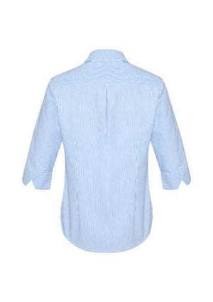 Biz Corporates-Biz Corporates Advatex Lindsey Ladies 3/4 Sleeve Shirt--Corporate Apparel Online - 3