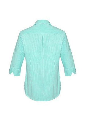 Biz Corporates-Biz Corporates Advatex Lindsey Ladies 3/4 Sleeve Shirt--Corporate Apparel Online - 5