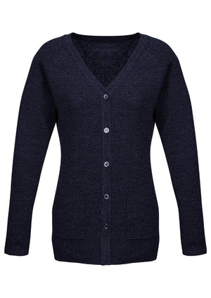 Biz Corporates-Biz Corporate Advatex Varesa Ladies Cardigan-Navy / XS-Corporate Apparel Online - 2
