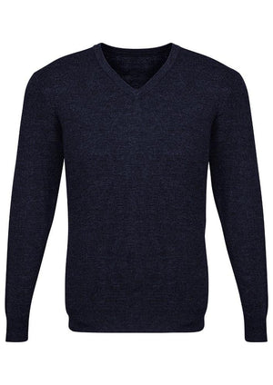 Biz Corporates-Biz Corporate Advatex Varesa Mens Pullover-Navy / XS-Corporate Apparel Online - 2