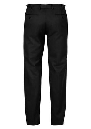 Biz Corporates-Biz Corporate Advatex Mens Adjustable Waist Pant--Corporate Apparel Online - 3
