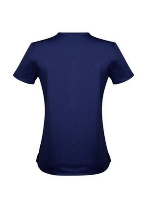 Biz Corporate Advatex Ladies Mae Short Sleeve Knit Top (AC41412)
