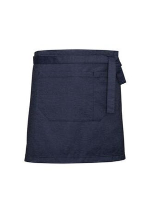 Biz Collection Unisex Urban 1/2 Waist Apron (BA54)