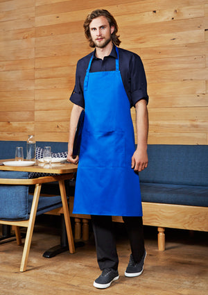 Biz Collection Bib Apron (BA95)