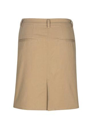 Biz Collection Lawson Ladies Chino Skirt (BS022L)