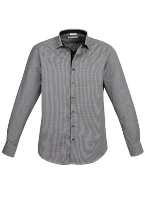 Biz Collection Edge Mens long sleeve shirt (S267ML)