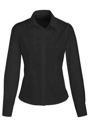 Biz Collection Ladies Berlin Long Sleeve Shirt (S121LL)