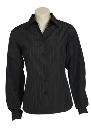 Biz Collection Ladies New Yorker Long Sleeve Shirt (LB2730)