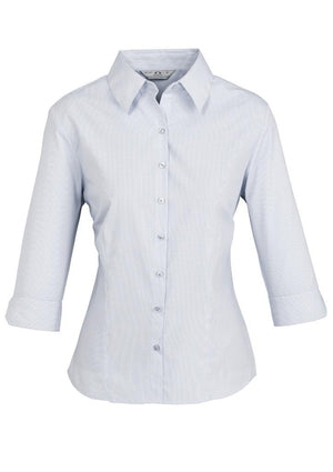 Biz Collection Ladies Signature 3/4 Sleeve Shirt (S120LT)