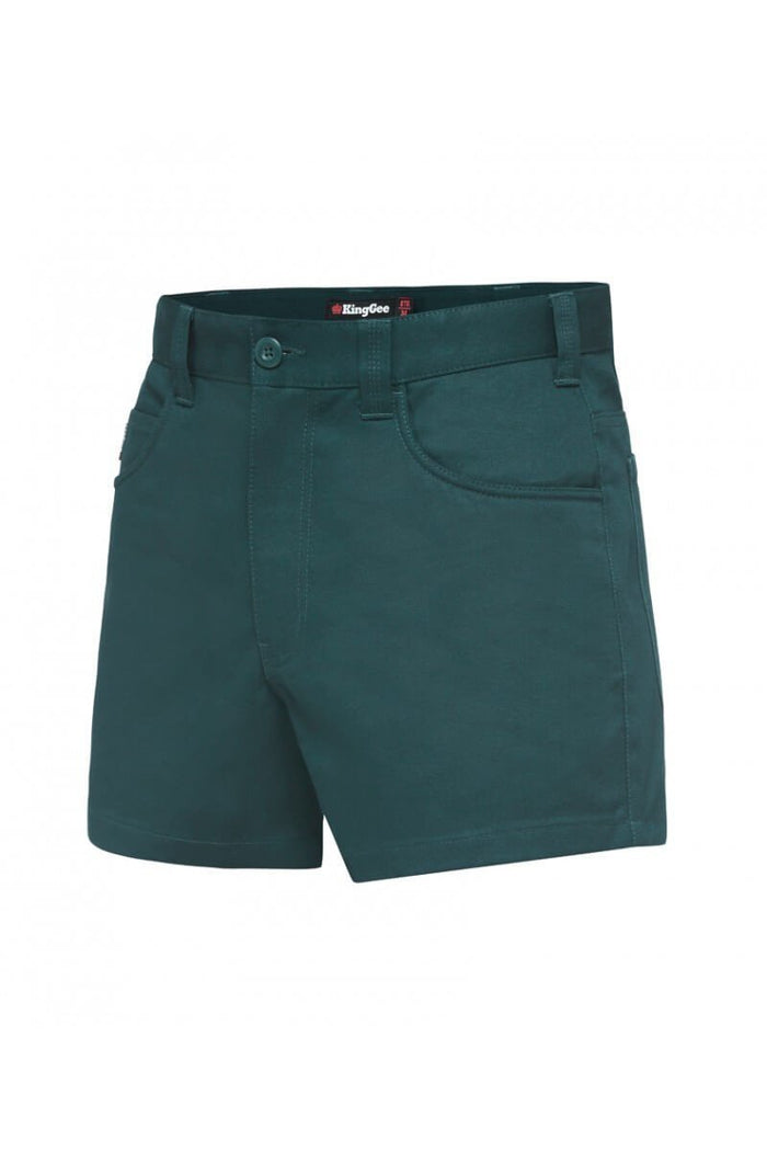 King Gee Jean Top Drill Shorts (K07810)