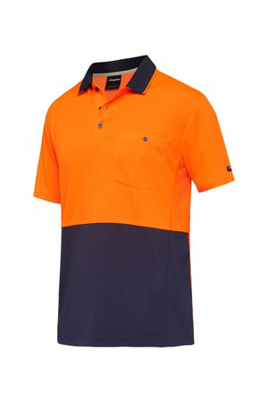 King Gee Workcool Hyperfreeze Spliced Polo Short Sleeve (K54205)