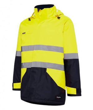 King Gee Reflective Insulated Wet Weather Jacket (K55010)