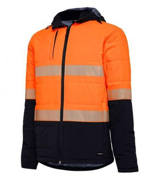 King Gee Reflective Puffer Jacket (K55015)