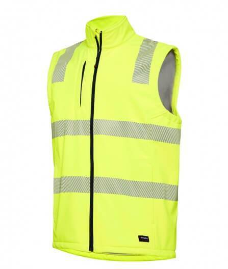 King Gee Reflective Soft Shell Vest (K55025)