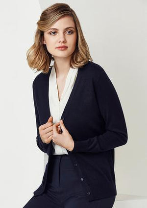 Biz Collection Ladies Roma Cardigan (LC916L)