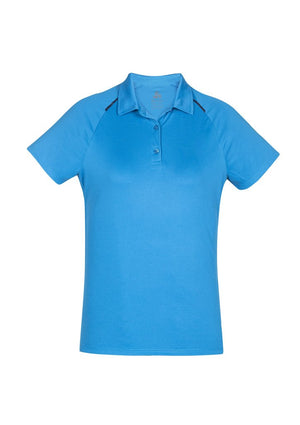 Biz Collection Academy Ladies Polo (P012LS)