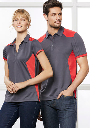 Biz Collection P705LS Rival Ladies Polo