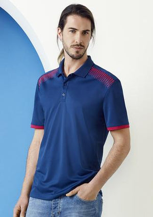 Biz Collection Mens Galaxy Polo (P900MS)