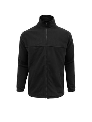 Biz Care Mens Plain Micro Fleece Jacket (PF630)