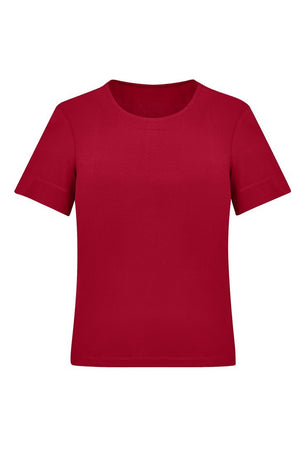 Biz Care Womens Soft Jersey T-Top (CS952LS)