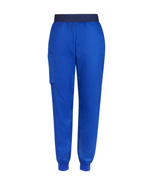 Biz Care  Womens Riley Slim Leg Jogger Scrub Pant (CSP042LL)