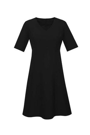 Biz Corporate Womens Siena Extended Sleeve Dress (RD974L)