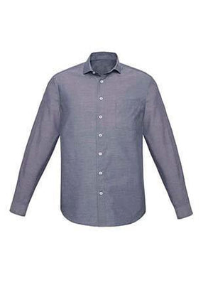 Biz Corporate Mens Charlie Classic Fit L/S Shirt RS968ML