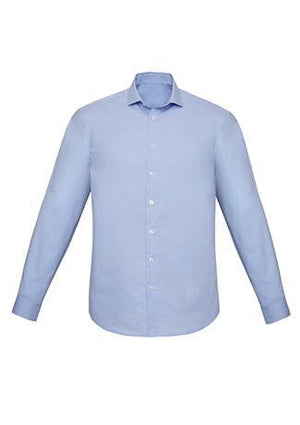 Biz Corporate Mens Charlie Slim Fit L/S Shirt RS969ML