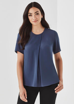 Biz Corporate Womens Sydney T-top (RT065LS)