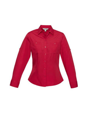 Biz Collection Bondi Ladies L/S Shirt (S306LL)